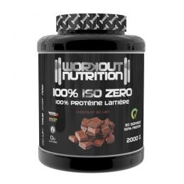 Whey Iso Zéro 2 kg  Workout...
