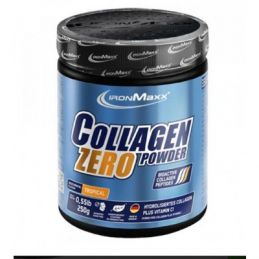 Collagen zéro powder IRONMAXX