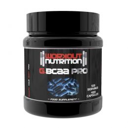 G.BCAAPRO - WORKOUT NUTRITION
