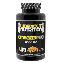 OMEGA3 PRO WORKOUT NUTRITION